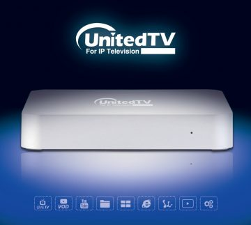 unitedtv tv boxes - goldbox